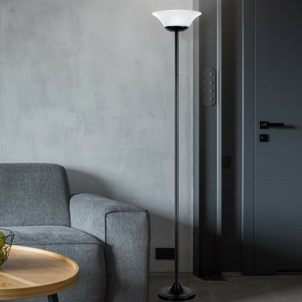 70 LED Torchiere Floor Lamp by Globe Electric Comp