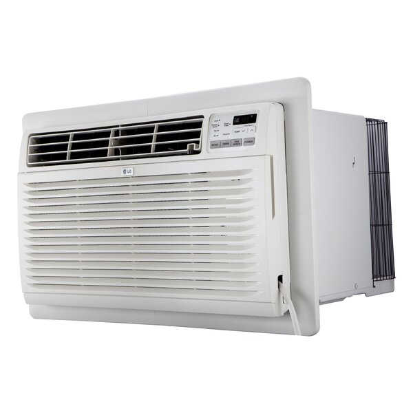 8,000 BTU Energy Star Through the Wall Air Conditioner with Remote by LG