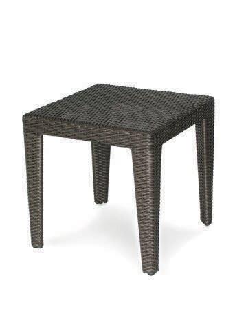 Wicker/Rattan  Side Table by Brayden Studio