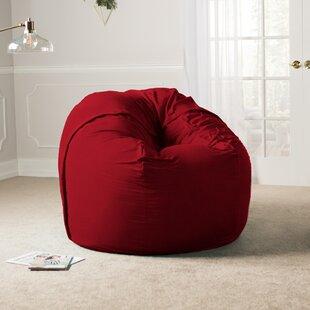Oversized Bean Bag Chairs Youu0027ll Love | Wayfair