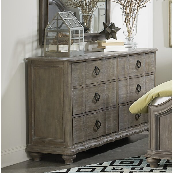 Altizer 3 Drawer Nightstand by One Allium Way
