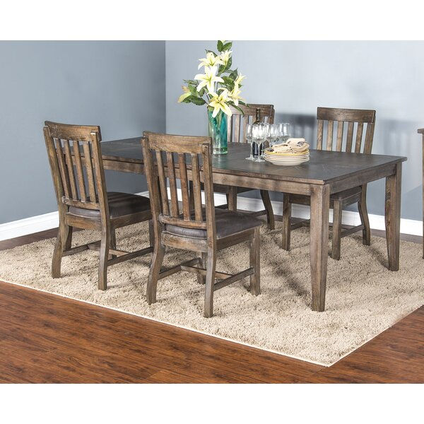 Jayme 5 Piece Dining Set by Union Rustic