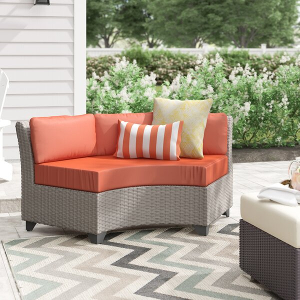 Merlyn Patio Chair with Cushions by Sol 72 Outdoor