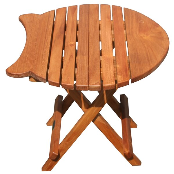Fish Teak Picnic Table by Chic Teak