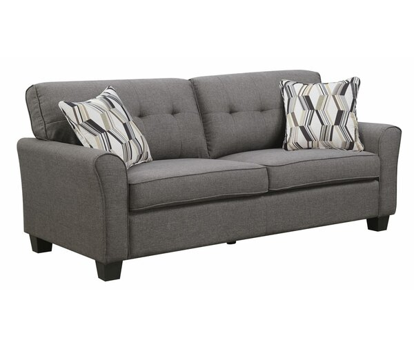 Best #1 Kittle Standard Sofa By Ivy Bronx Cheap