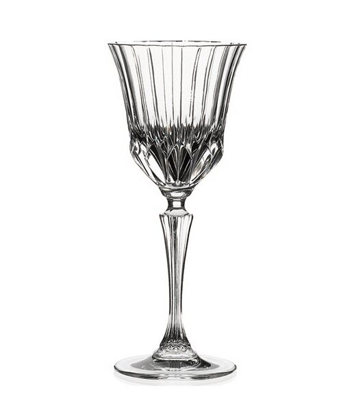 Adagio White Wine Glass (Set of 6) by Lorren Home Trends