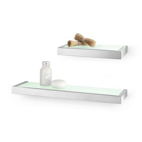 Linea Bathroom Wall Shelf by ZACK