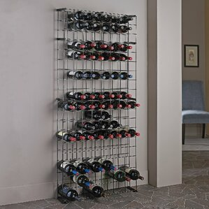 138 Bottle Floor Wine Rack by Wine Enthusiast