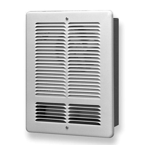 Electric Fan Wall Insert Heater by KingElectrical