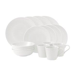 Save  sc 1 st  Wayfair & White Dinnerware \u0026 Dish Sets You\u0027ll Love | Wayfair