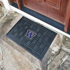 NCAA University of Washington Medallion Door Mat by FANMATS
