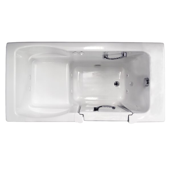Finestra 60 x 36 Skirted Whirlpool Bathtub by Jacuzzi®