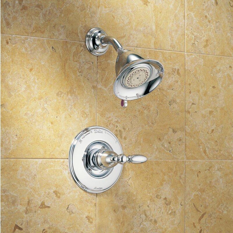 Delta Victorian Dual Function Shower Faucet Trim & Reviews   Wayfair