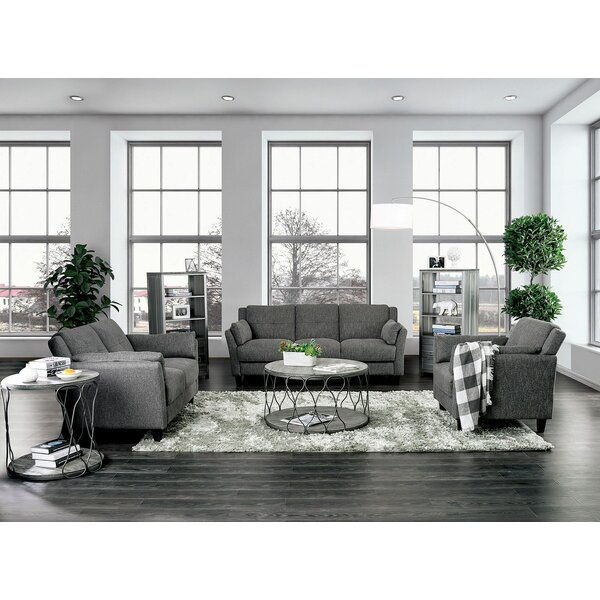 Online Shopping Top Rated Mailloux Configurable Living Room Set by Wrought Studio by Wrought Studio