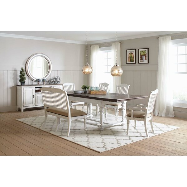 Stegall Dining Table by Gracie Oaks