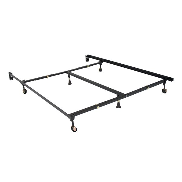 Premium Clamp Style Bed Frame by Alwyn Home