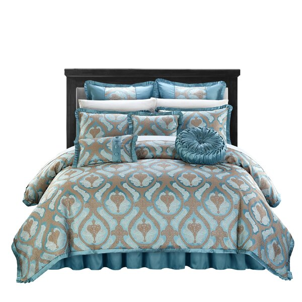 Bridgegate 9 Piece Comforter Set