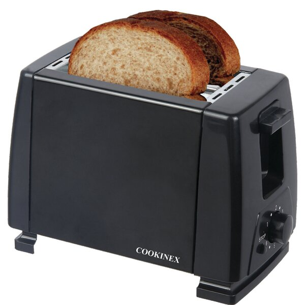 2 Slice Toaster by Cookinex