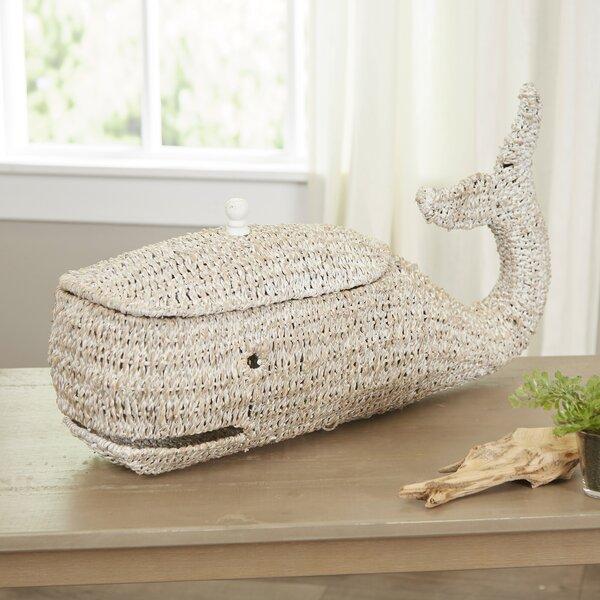Beluga Rattan Basket by Birch Lane™