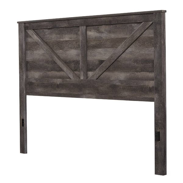 Theiss Panel Headboard By Gracie Oaks by Gracie Oaks 2020 Coupon