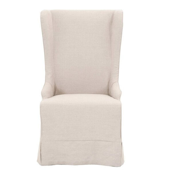 Gerrell Upholstered Dining Chair by One Allium Way