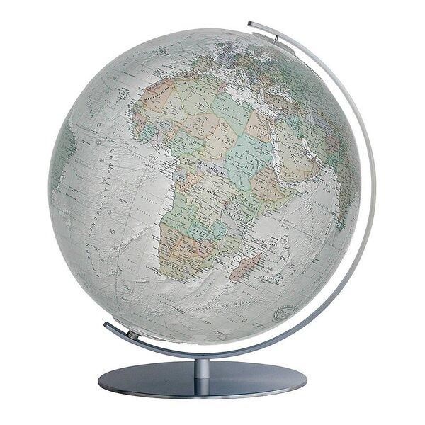 Krauchenwies Illuminated Desktop Globe by Columbus