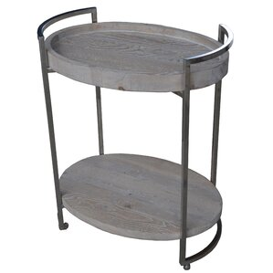 Syracuse Bar Cart by MOTI Furniture