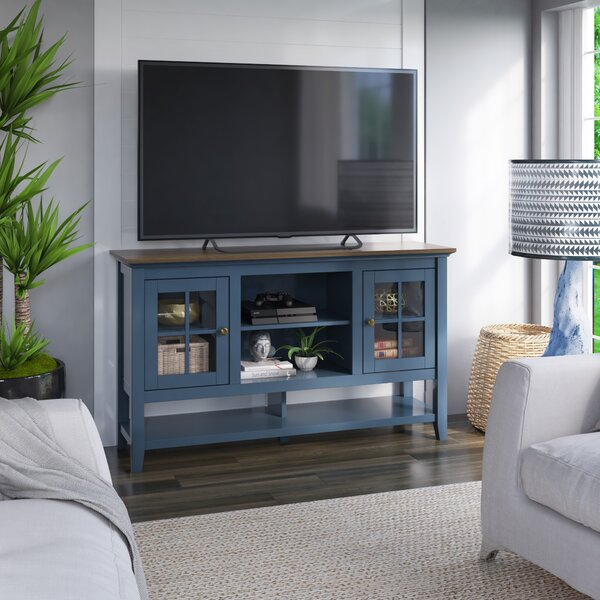 Clearance Nanci TV Stand for TVs up to 60 by Red Barrel Studio