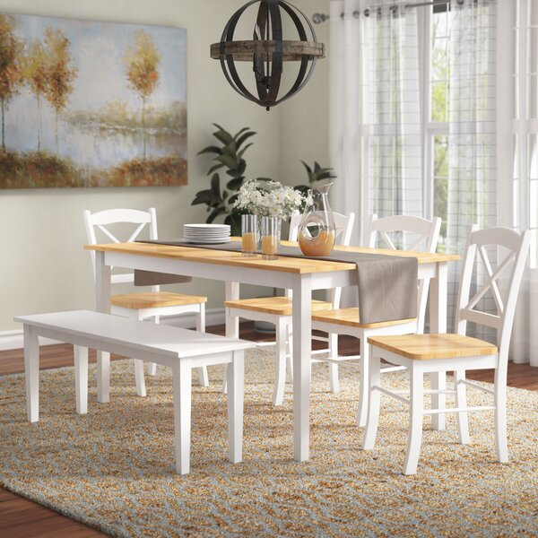 Castellon 6 Piece Dining Set by Charlton Home