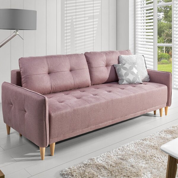 Barry Reclining Sofa by Corrigan Studio