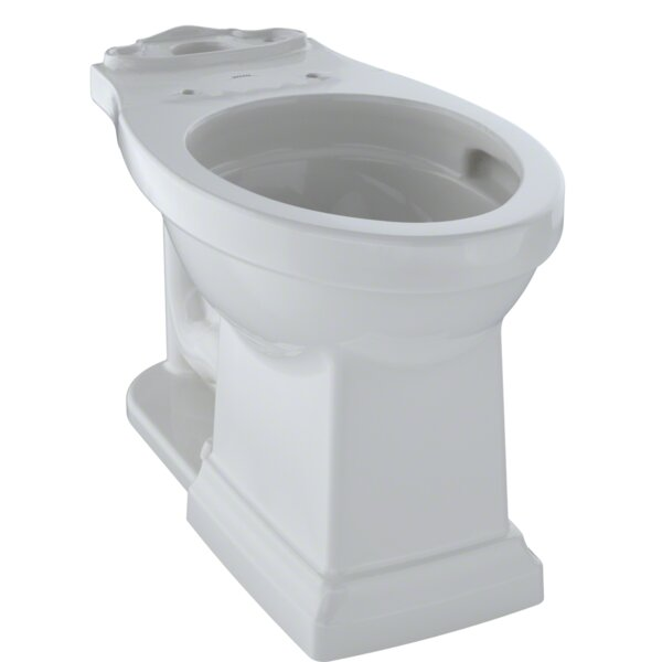 Promenade® II Dual Flush Elongated Toilet Bowl by Toto