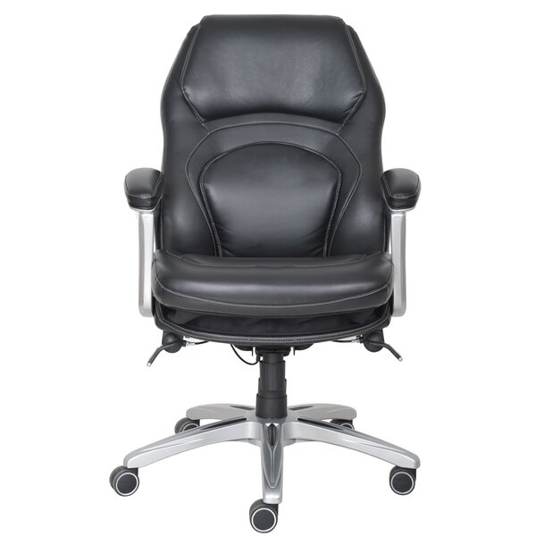Back in Motion™25  Health and Wellness Executive Chair by Serta at Home