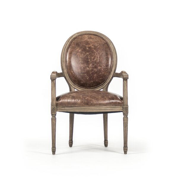 Medallion Armchair by Zentique