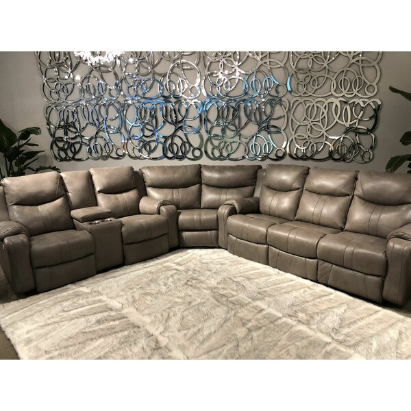 Marvel Reversible Reclining Sectional by Southern Motion