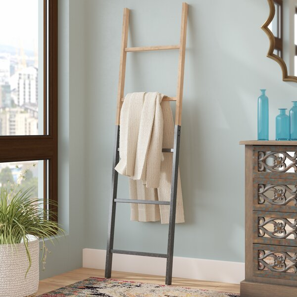 5.5 ft Decorative Ladder by Mistana