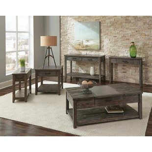 Salerno 5 Piece Coffee Table Set By Gracie Oaks