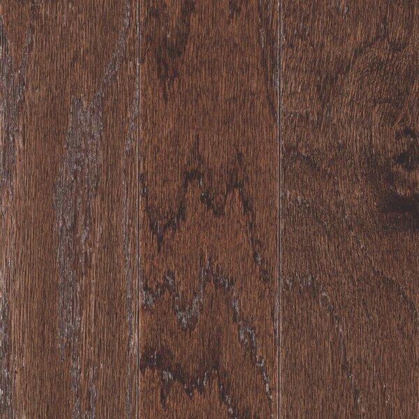American Loft 5 Engineered Oak Hardwood Flooring in Chocolate by Mohawk Flooring