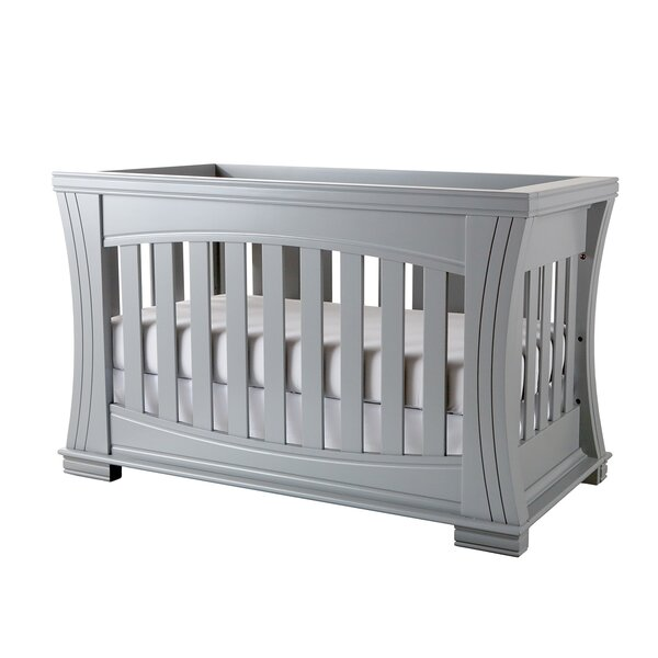 Island 4-in-1 Convertible Crib by Eco-Chic