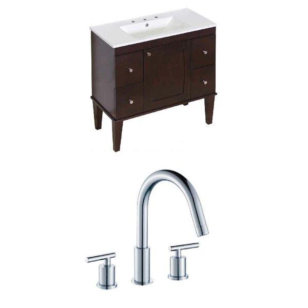 Hindman 74 Double Bathroom Vanity Set by Royal Purple Bath Kitchen