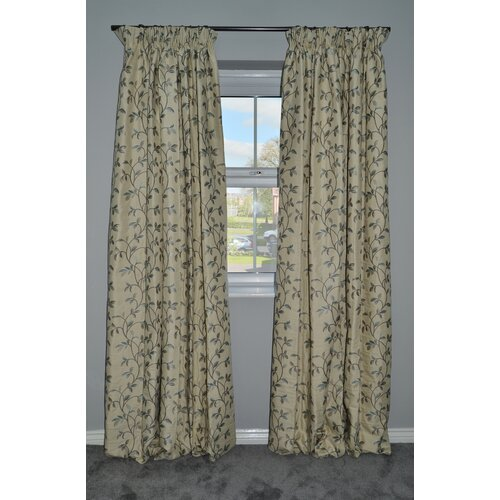 Choate Tailored Eyelet Blackout Thermal Curtains Fleur De