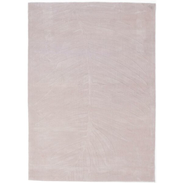 Tate Hand-Tufted Dark Cream Area Rug by Bayou Breeze