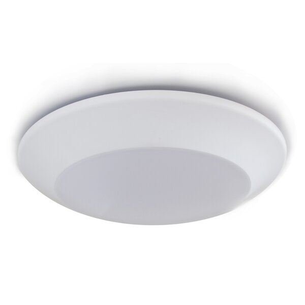 Prescott Dimmable 7.76 LED Recessed Trim by Design