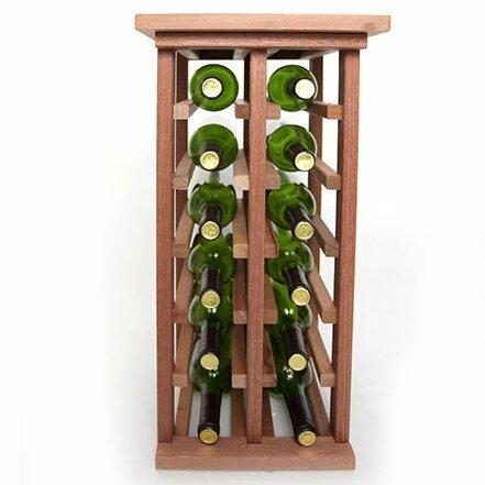 12 Bottle Floor Wine Bottle Rack by Wineracks.com Wineracks.com