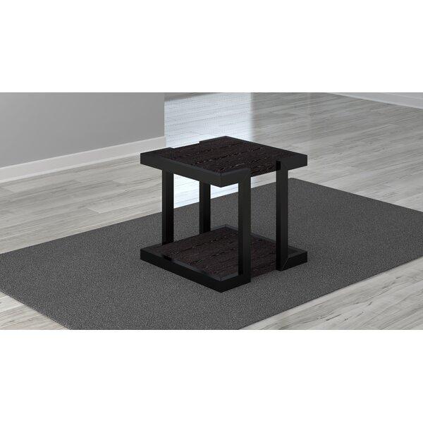 Krasnoo End Table By Brayden Studio