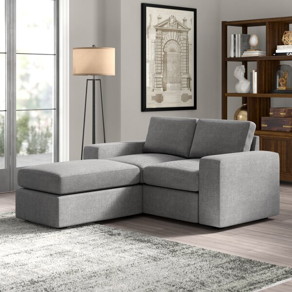 Gosnell Reversible Mini Modular Sectional by Greyleigh