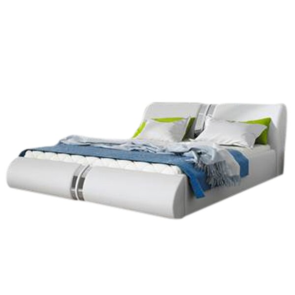 Tatianina Upholstered Storage Platform Bed with Mattress by Orren Ellis