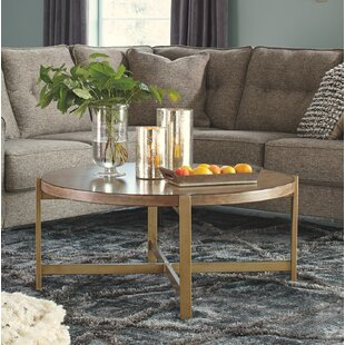 Online Reviews Miles Coffee Table ByUnion Rustic