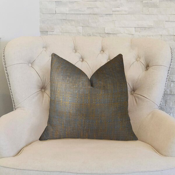 Clonamore Double Sided Throw Pillow by Plutus Brands