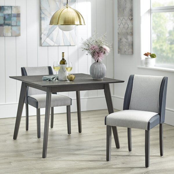 Beckley 3 Piece Dining Set by George Oliver