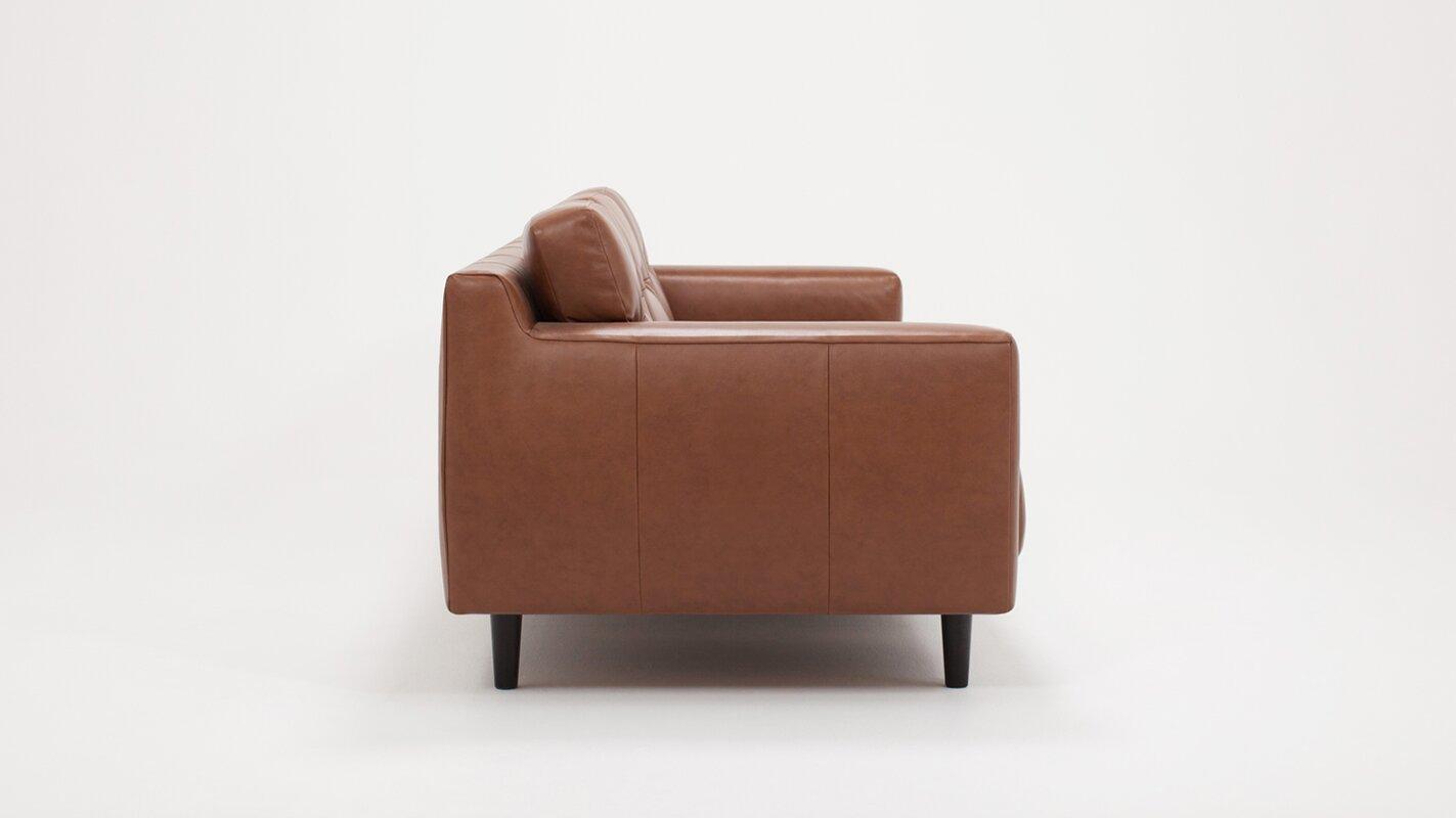 Remi Three Seat Sofa By Eq3 Lowprice Sofas